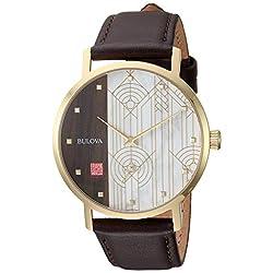 Bulova Dress Watch (Model: 97A141)