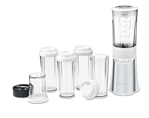 Cuisinart CPB-300WFR Power Compact Blender; White