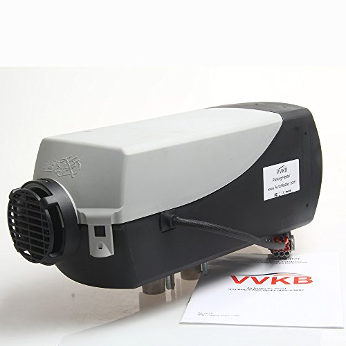 VVKB 24V 5KW Parking Heater Diesel Heater Apollo-V2 FCC CE RoHS: