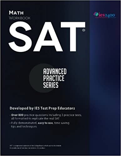 Amazon sat math workbook advanced practice series volume 3 sat math workbook advanced practice series volume 3 1st edition fandeluxe Choice Image