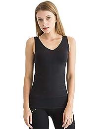 4f8d1a1e0c160 Women s Shapewear Tank Top Firm Tummy Control Shaper Seamless Slimming  Shaping Tanks