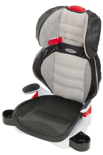 Graco AirBooster Youth Car Seat In Storm Discontinued By Manufacturer
