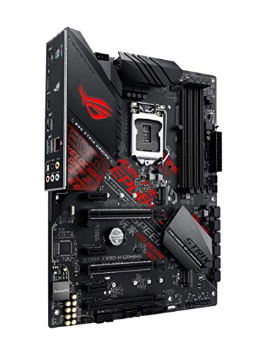 Build My PC, PC Builder, ASUS ROG Strix Z390-H Gaming