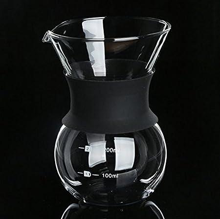 Cafetera de purga de café - Desbloquea el sabor con filtro sin ...