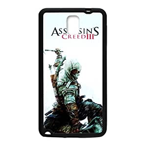 Happy Assassin's creed Cell Phone Case for Samsung Galaxy Note3