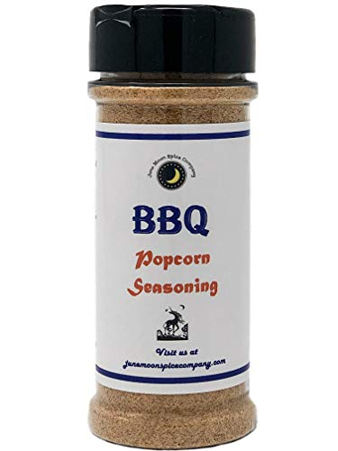 Premium   BBQ Popcorn Seasoning   5.5 fl oz)   Crafted in Small Batches with Farm Fresh Herbs for Premium Flavor and Zest