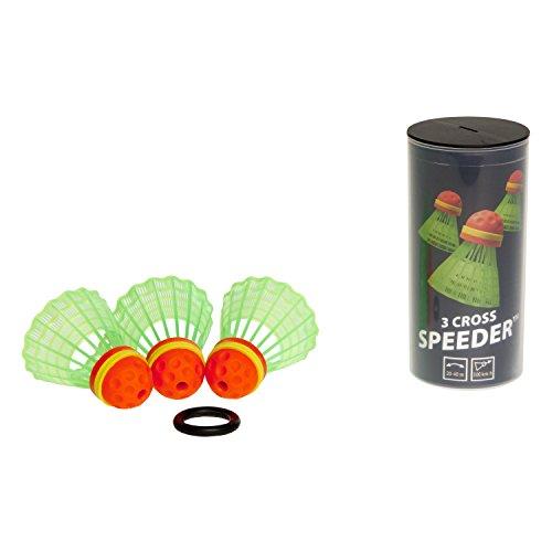 Speedminton Cross 3Pk Speeder Tube