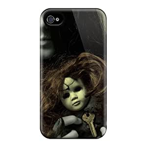 New Arrival Creepy For Iphone 4/4s Case Cover