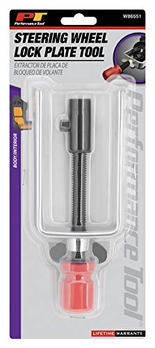 - Performance Tool W86551 Steering Wheel Plate Puller