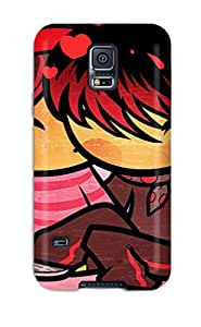 SKGauxh16702uHgGw Case Cover For Galaxy S5/ Awesome Phone Case