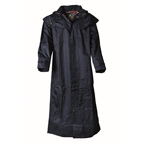Stockman Coat Brown Rain Signori Scippis Wear 5UwqHSxa