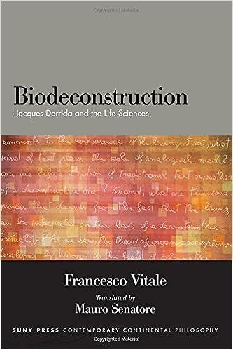 Derrida and Deconstruction (Continental Philosophy)