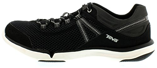 Water Evo Women's Teva Black Shoe 4AZ00qwT