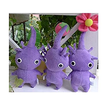 Pikmin PK 05 feather Pikmin plush toy height 15 cm Japan