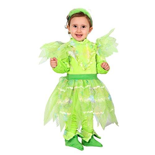 Costume di carnevale trilly (2 - 3 anni)