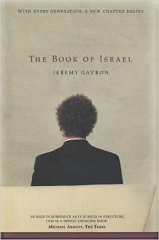 Image result for Jeremy Gavron, The Book Of Israel,