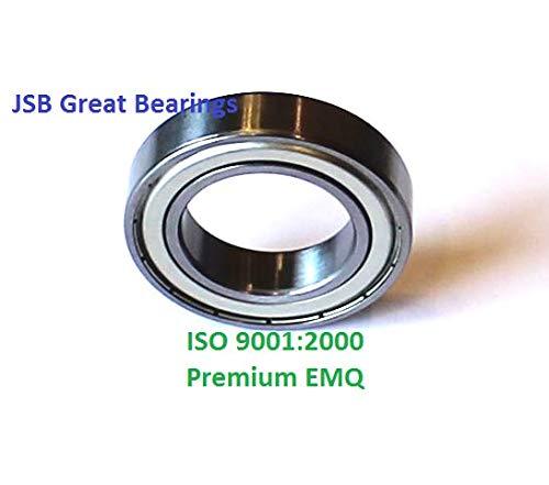 Qty.1 698-ZZ Premium 698 2Z shield bearing 698 ball bearings 698 ZZ ABEC3