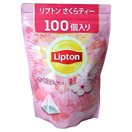 Lipton cereza piraemide bolsas de te bolsa de te de 100 ...