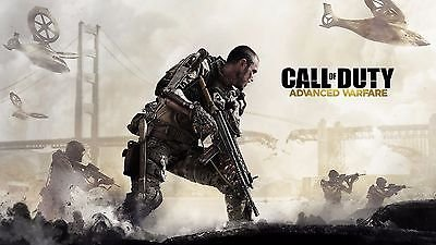 SDore CALL OF DUTY ADVANCED WARFARE Edible 1/4 Sheet Image Frosting Cake Topper Birthday Party ()