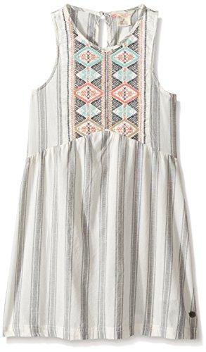 Big Girls Woven Dress Embroidery