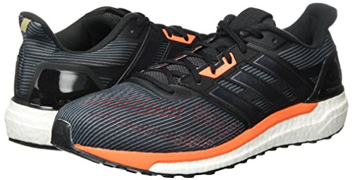 Adidas Neguti M Negbas para de Zapatillas Negro Narsol Running Supernova Hombre rrOw8qxg57