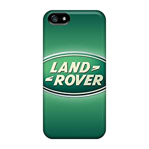 Best Hard Cell-phone Cases For Iphone 5/5s With Customized Nice Land Rover Logo Skin PhilHolmes