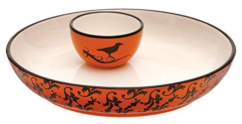 Boston International Hallowchic Chip and Dip Set BIP14066