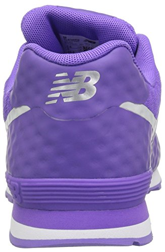 New Balance Unisex-Kinder Kl574 Kurzschaft Stiefel Mehrfarbig (Bleached Violet)