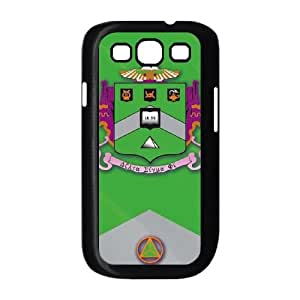 Delta Sigma Phi Samsung Galaxy S3 9300 Cell Phone Case Black&Phone Accessory STC_940550