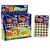 Multi Buy - 5 x paquets d'anneaux de 8 tirs - Total 125 anneaux (1000 tirs)