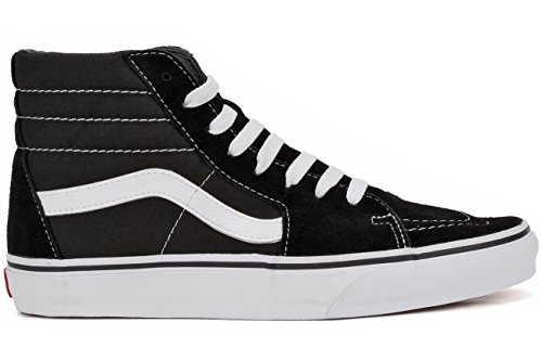 Vans SK8-Hi(tm) Core Classics, Black/White, Men