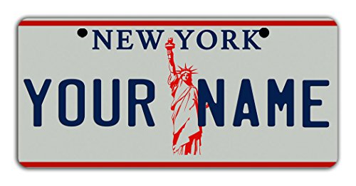 BleuReign Personalize Your Own 1990s New York State