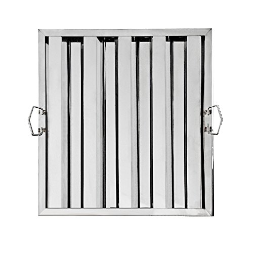 stainless steel exhaust hood - 7