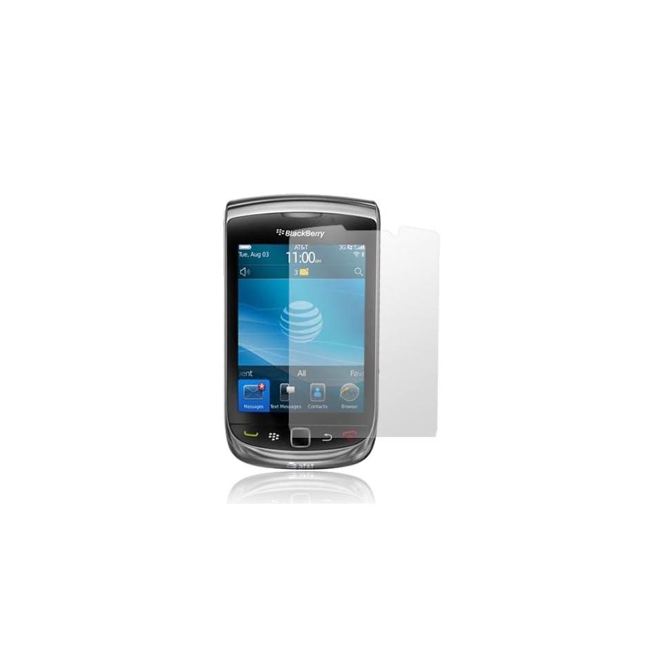 For Blackberry Torch Anti Fingerprint Screen Protector