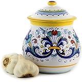 RICCO DERUTA: Garlic Onion Jar Keeper (Large)