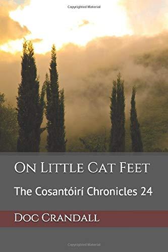 On Little Cat Feet: The Cosantóirí Chronicles 24