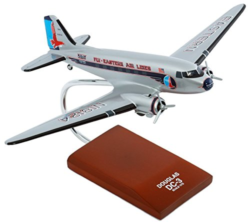 Mastercraft Collection Douglas DC-3 Eastern Model - Dc Airlines 3 Eastern
