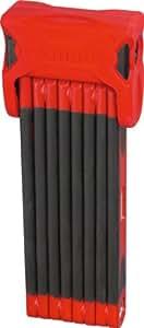 Abus Faltschloss 6000/120 Bordo Big Candado, Unisex, Rojo, 120 cm