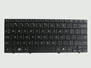 LotFancy New Black keyboard for HP Compaq Mini 110-1030NR 110-1031NR 110-1032NR 110-1033CL 110-1034NR 110-1036NR Laptop / Notebook US Layout