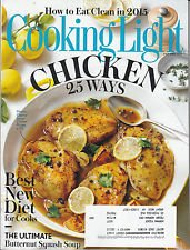 Download Cooling Light January/February 2015-Chicken 25 ways/Best new diet for cooks pdf epub