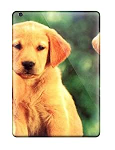 Ipad Air Case Cover Skin : Premium High Quality Puppy Dogs Picture Case
