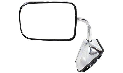 Amazon Com Mirror For 88 93 Dodge D250 W250 Driver Side Automotive