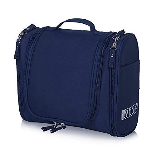 412JYeHbgwL EAYIRA Fabric Toiletry Bag (Navy Blue_TSB-7_10)
