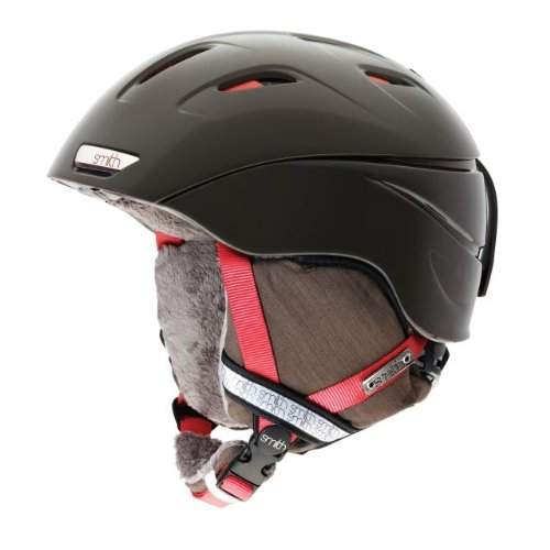Smith Optics Intrigue Helmet, Small, Antique, Coral Alpenglow, Outdoor Stuffs