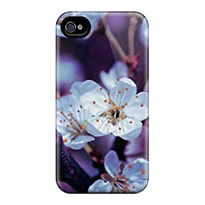 Premium Protection Spring Blossoms Spring Desktop Cases Covers For Iphone 6- Retail Packaging