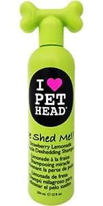 Pet Head De Shed Me!! Miracle Deshedding Shampoo 12oz