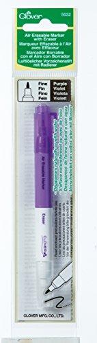 Clover 5032 Purple Erasable Marker