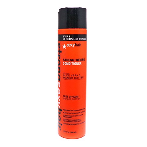 (SEXYHAIR Strong Strengthening Conditioner, 10.1 fl. oz.)