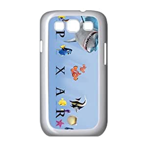Finding Nemo Samsung Galaxy S3 9300 Cell Phone Case White ictk