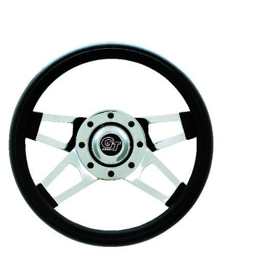 Grant 440 Challenger Chrome Steering Wheel (Aftermarket Steering)